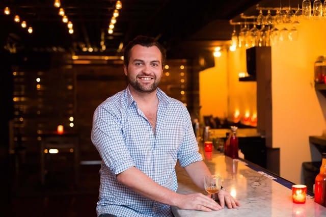 The Speak owner Seth McClelland