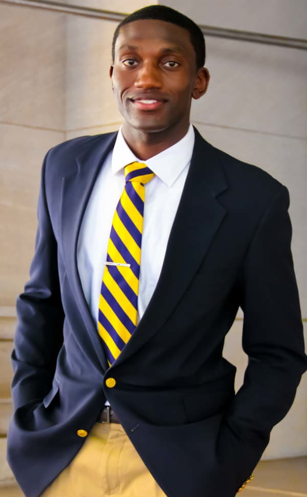 Femi Faoye, CEO of D.R.E.A.M