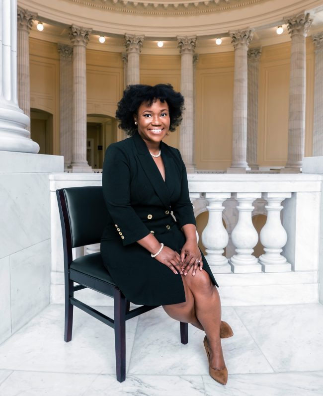 8 Questions For A Black Woman Leading On Capitol Hill As Chief Of Staff