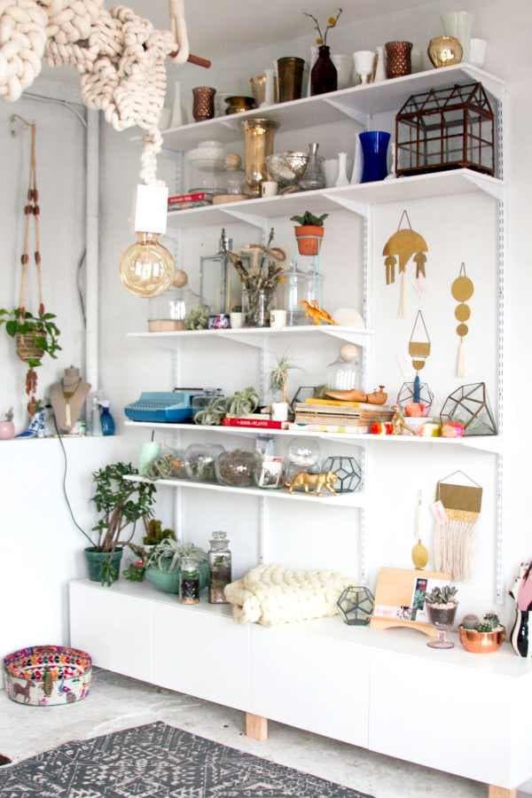 Lemon Bowl DC Shelves and Decorations