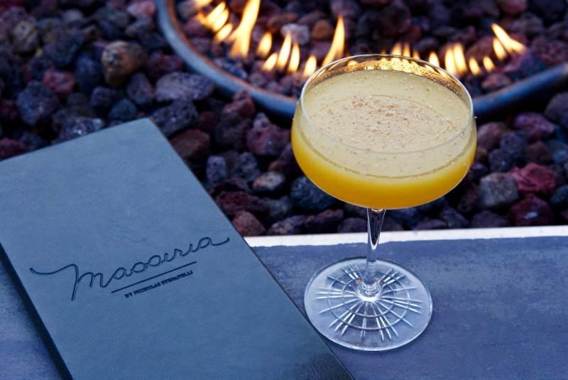 masseria-cocktails-washington-dc-michelin-star-restaurant-fall-cocktails