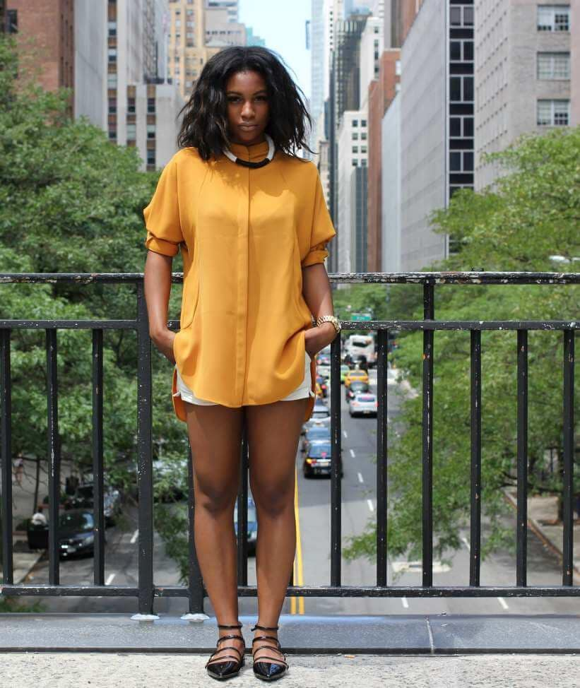 telecommute-convince-your-boss-black-woman-new-york-cars-street-dc-fashion
